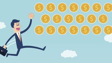 Spielen mit dem Geld der anderen