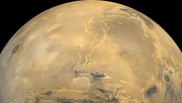 WIRED erklärt: So kommen Menschen auf den Mars