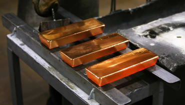 Das Mining von Bitcoins ist teurer als das Schürfen von Gold und Kupfer