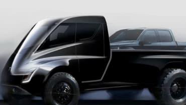 Elon Musk ist es egal, ob du einen Tesla-Pick-up kaufst