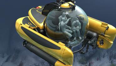 Vom Auto zum U-Boot: Eine Firma arbeitet daran, den Verkehr zu verlagern