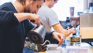 Das Erfolgsrezept von Aeropress: Guter Kaffee ist Trainingssache