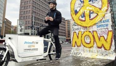 Amazon Prime liefert in Berlin auch aus lokalen Läden