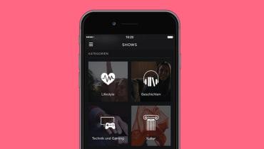 Spotify führt Podcasts und Videos ein
