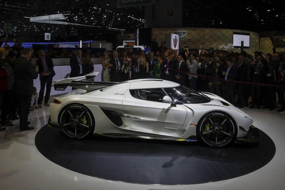 Die Perlen Vom See Das Sind Die Luxus Autos Aus Genf Gq