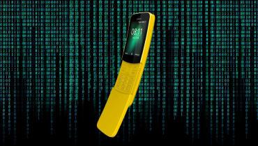 Nokia 8110: Das Matrix-Handy kommt wieder