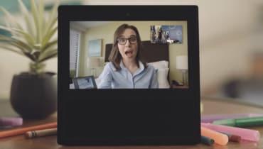 Amazon stellt mit dem Echo Show seine Touchscreen-Alexa vor
