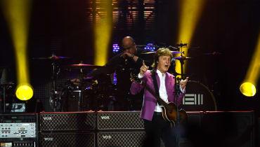 Warum für Paul McCartney Liebe auch mal fünf Sekunden dauern kann