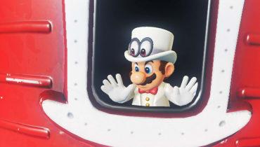 Super Mario Odyssey weiß nicht, was es sein will