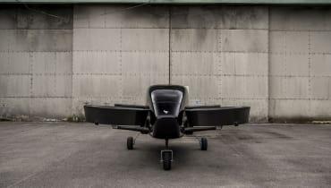 Dieses britische Flugauto soll 2022 als Taxi umherfliegen