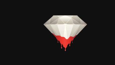 Mit Bitcoin gegen Blutdiamanten