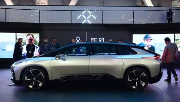 Tesla-Konkurrent Faraday Future erhält Milliarden-Investition