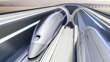 Hyperloop TT wird in China eine 10 Kilometer lange Teststrecke bauen