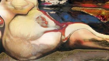 Wieso eine KI Fleischklumpen statt nackter Menschen malt
