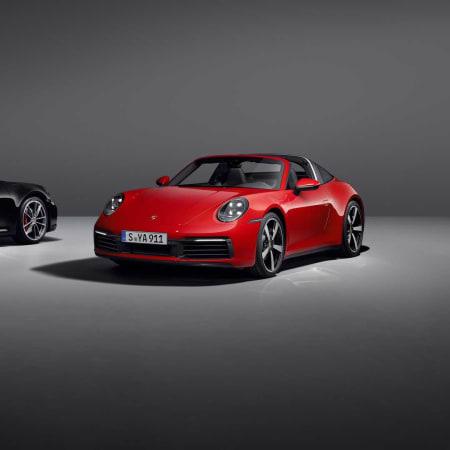 Neuheit : Porsche 911 Targa (2020): Neues Bügelcabrio mit hochkomplexem Dach