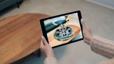 Mit iOS 11 will Apple Augmented Reality in den Alltag bringen