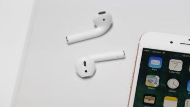 Die Apple Airpods 2 sollen Geräusche unterdrücken