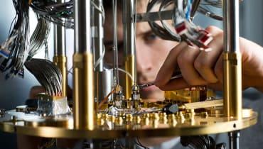 Googles Quantencomputer kommt vermutlich schon 2017