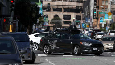 Wie autonome Fahrzeuge mit Fußgängern kommunizieren könnten