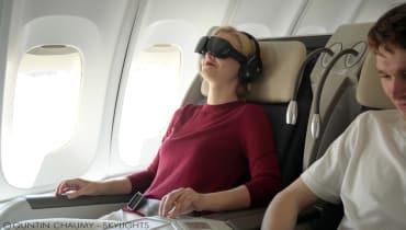 Alaska Airlines bietet VR-Filme während Flügen an