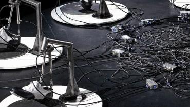 Terzschrittmacher und tanzende Maschinen