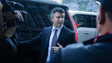 Ex-Uber-Chef Travis Kalanick versucht sich als Investor