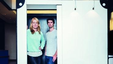 Wie fünf Studenten einen 2500-Euro-Körperscanner für Outfittery bauten
