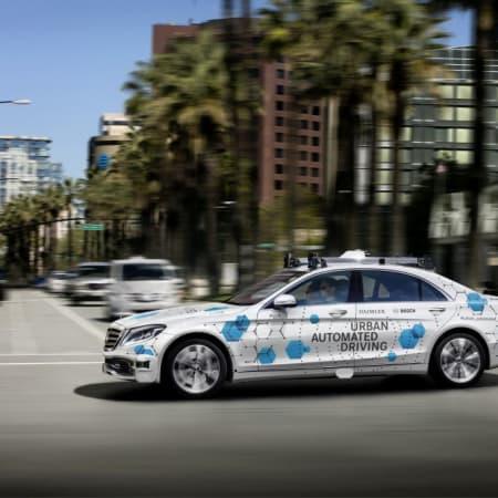 Bosch und Daimler bringen fahrerlose Taxis nach Kalifornien | WIRED Germany