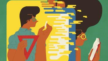 Die Idee meines Lebens / Christopher Pruijsen macht Schülern Hausaufgaben via Handy schmackhaft
