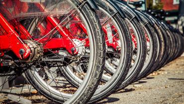 UBER will in Berlin seine Jump-Fahrräder aufstellen