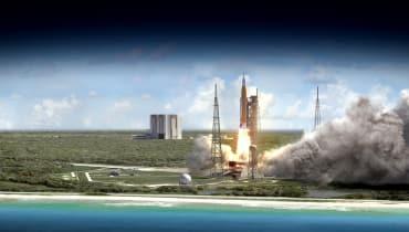 Die NASA-Rakete SLS wird zu teuer – und der Flug zum Mars kostet 200 Milliarden