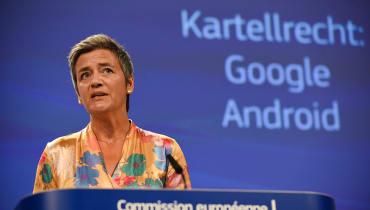 Was die Rekordstrafe der EU-Kommission für Google bedeutet