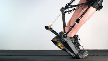 So präzise wie nie: Durch KI passen sich Exoskelette beim Tragen an