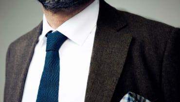 Ist eine 314-Dollar-Krawatte aus dem Labor die Zukunft der Mode?
