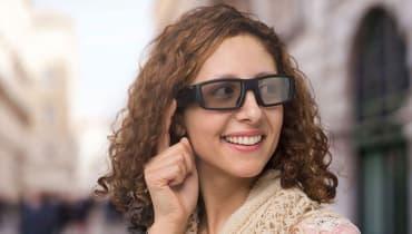 Blackberry sucht eine neue Nische im Smartglass-Markt