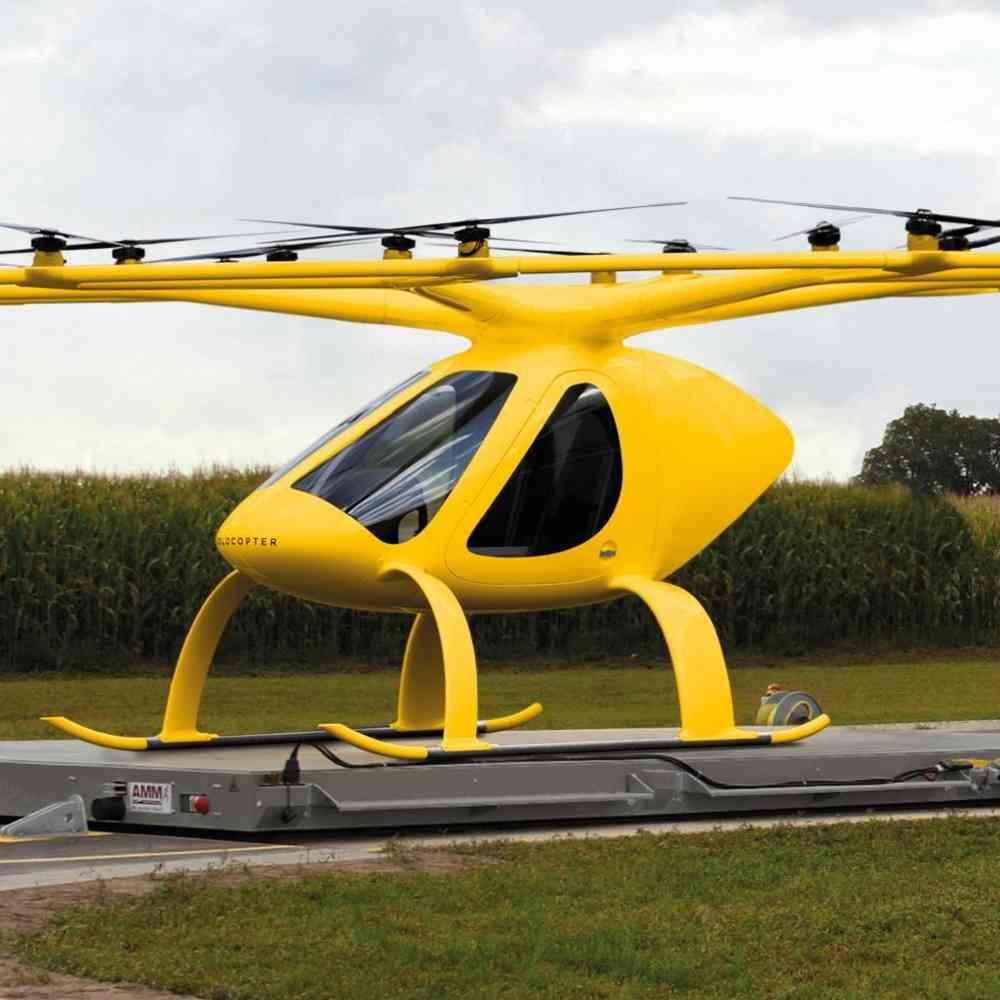 Der ADAC kommt bald mit dem Volocopter | WIRED Germany