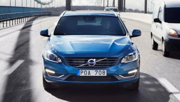 Volvo investiert in Lasertechnik für selbstfahrende Autos
