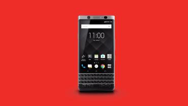 BlackBerry Keyone im Test: Nur die Tastatur stört