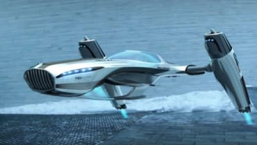 Erstes Flugzeug mit Ionenantrieb absolviert Testflug