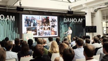 Gewinnt Tickets für die daho.am-Entwicklerkonferenz in München