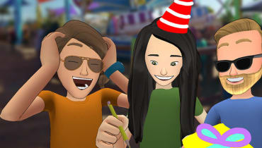 F8: Die neue Social-VR-App von Facebook im Test