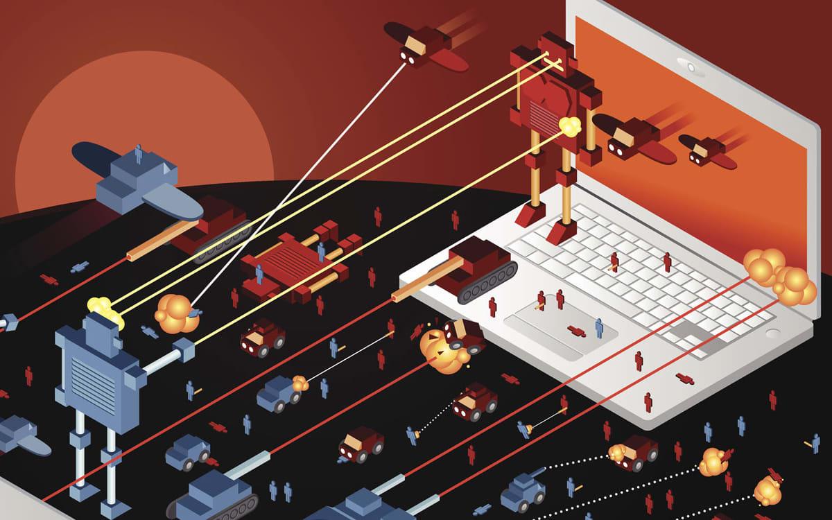 Regeln gegen den Aufstand der Roboter