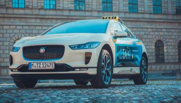 München hat jetzt eine Luxus-E-Taxi-Flotte