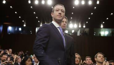 Zuckerberg vor dem Kongress: Viele Fragen und wenig Antworten