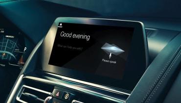 Im kommenden Jahr startet BMW seinen Sprachassistenten