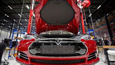 VW wollte angeblich bei Tesla einsteigen
