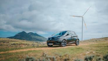 Renault macht Porto Santo zur Elektro-Insel