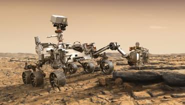 Die NASA bringt einen nagelneuen Rover auf den Mars