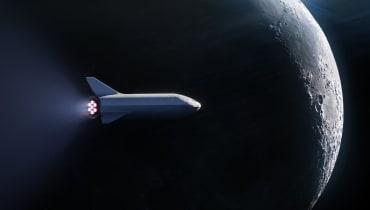 SpaceX will einen Weltraumtouristen mit seiner BFR zum Mond fliegen