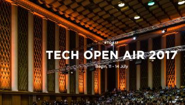 Gewinnt Tickets für das Tech Open Air in Berlin!